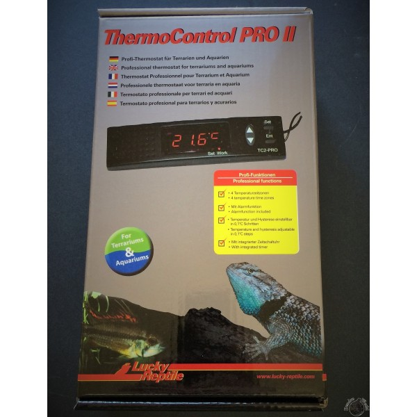 Lucky Reptile Thermo-Control Pro II