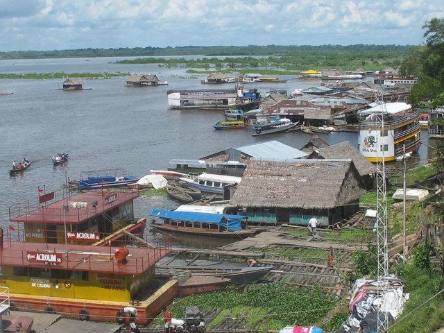 port d'Iquitos